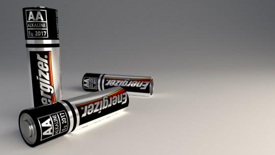 Energizer batterij