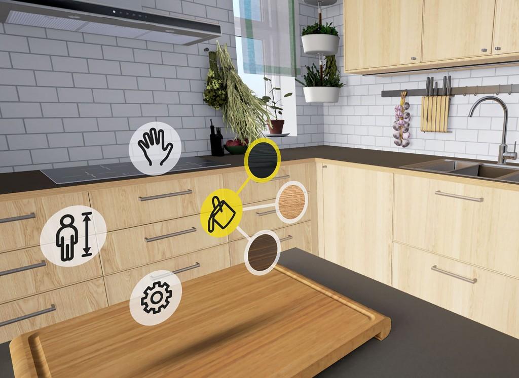 Keuken Ontwerpen App : Ikea laat klanten rondlopen in hun nieuwe keuken via htc vive