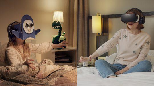 Samsung Bedtime VR Stories