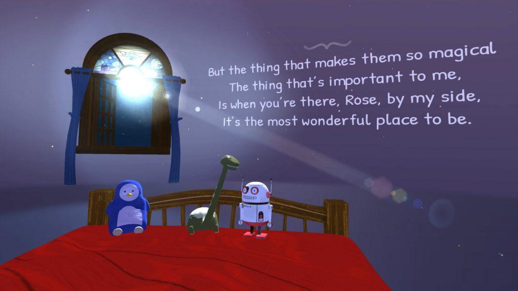 Zo ziet het boek eruit in virtual reality