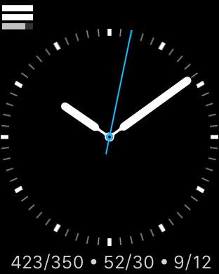Activity++ op Apple Watch
