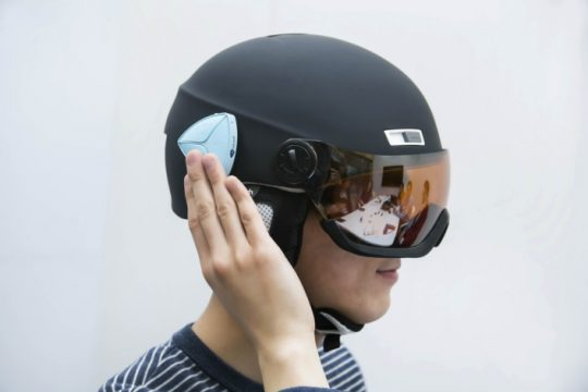Muziek luisteren, notificaties ontvangen en telefoontjes plegen en dat allemaal zonder risico op beschadigingen aan je hoofd.
