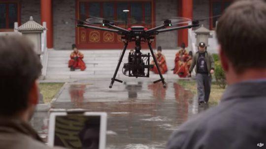 DJI presenteert krachtigste drone tot nu toe