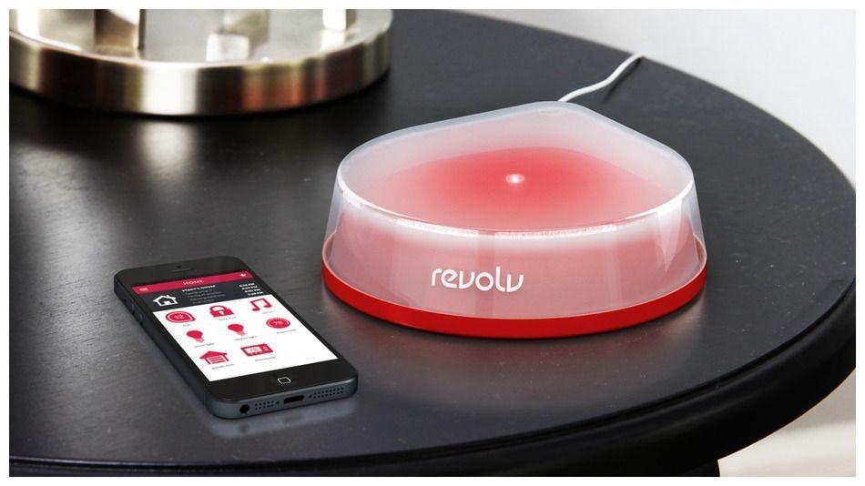 Revolv smart home hub