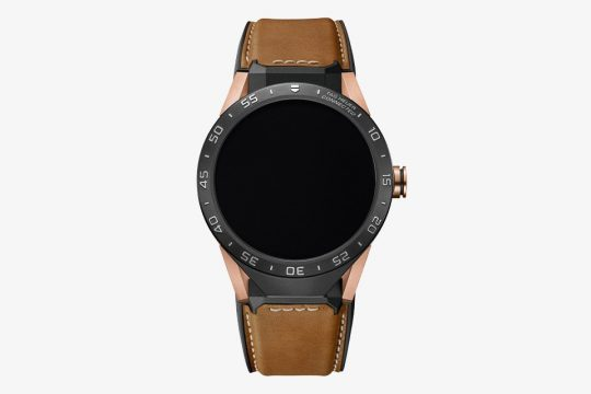 Tag Heuer Rose Gold