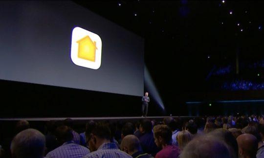 Home voor de iPhone