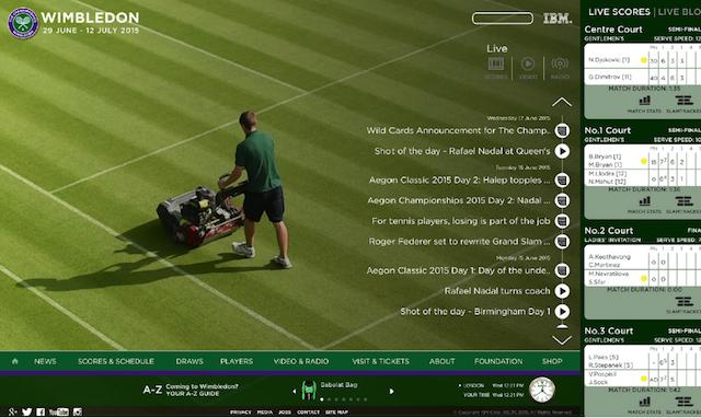 Wimbledon Watson