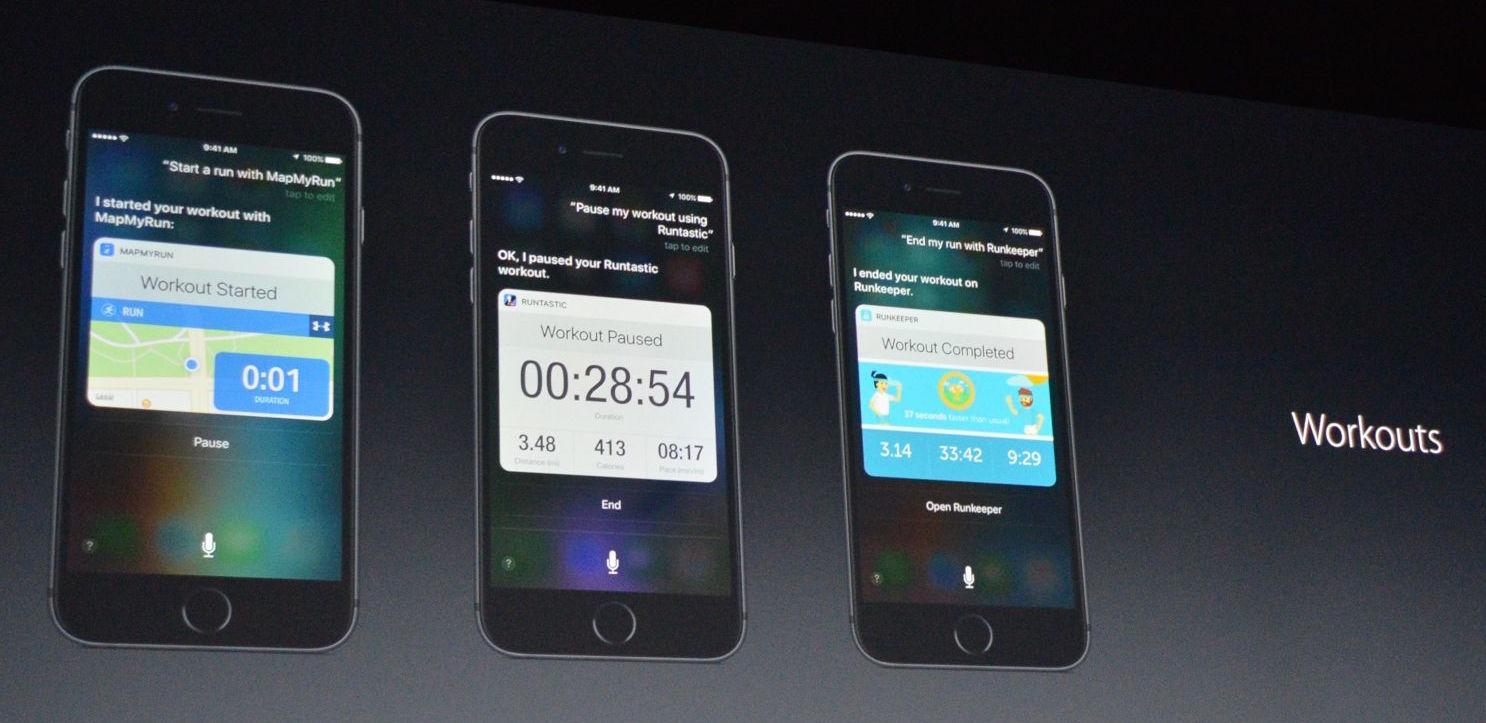 Ontwikkelaars krijgen toegang tot Siri op de iPhone