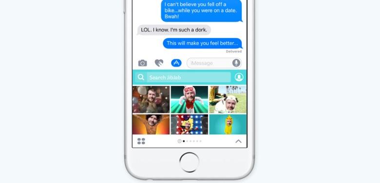 Ontwikkelaars kunnen apps voor iMessage maken