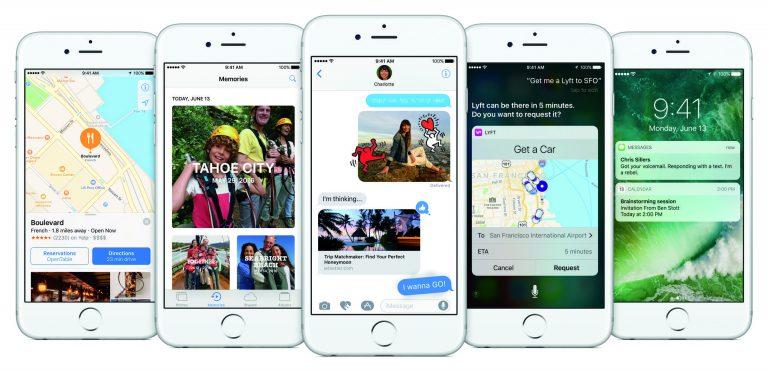 iOS 10 downloaden