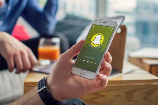 Rush Talk Snapchat
