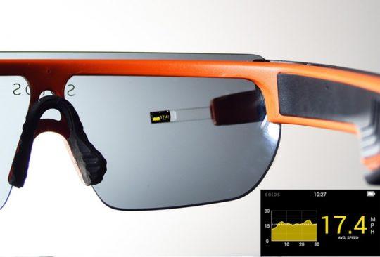 Smart Cycling Glasses