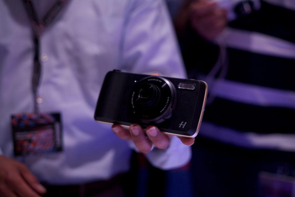 Lenovo-Motorola Moto Z