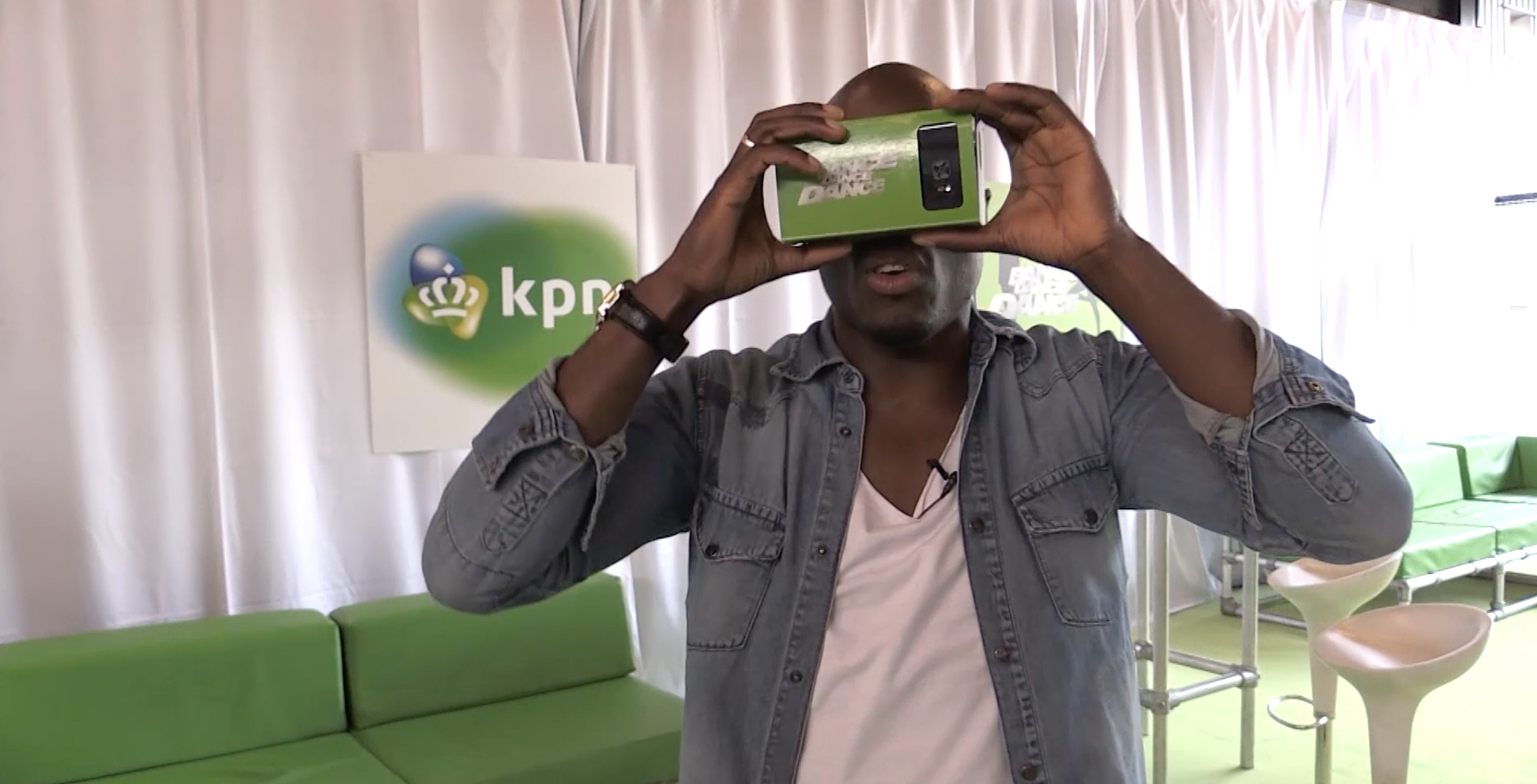 Dance Dance Dance virtual reality KPN