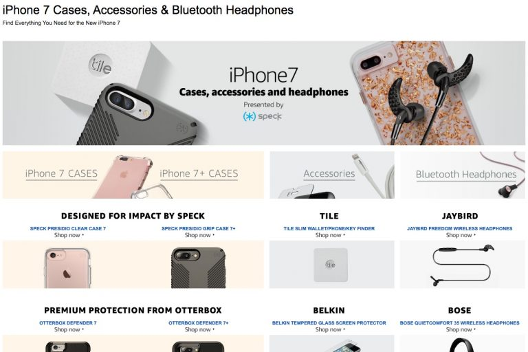 iPhone 7 Amazon