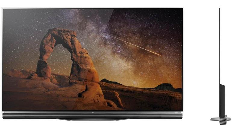 LG E6V OLED tv