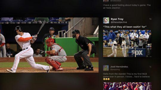 Twitter op Apple TV
