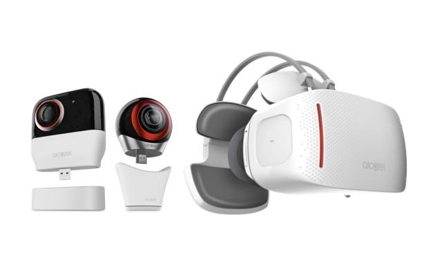 Alcatal VISION en 360 Camera
