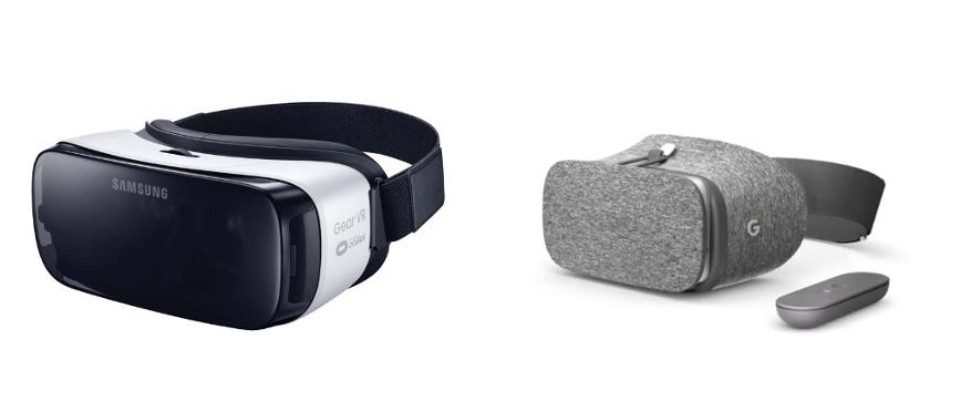 Gear VR Daydream View