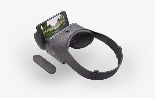 Google investeert in eye-tracking: nieuwe toepassing voor Daydream?