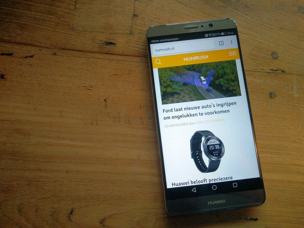 Huawei-Mate 9-smartphone