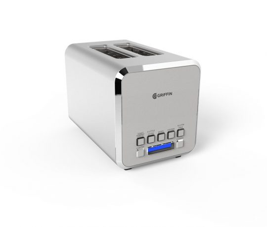 Griffin toaster