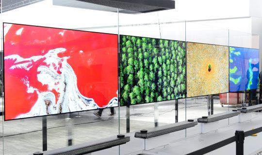 LG W7 OLED TV