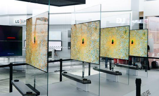 LG W OLED TV