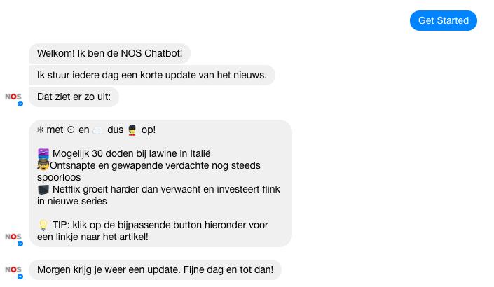 NOS Update