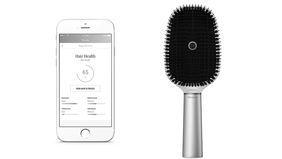 Withings L'Oreal Hair Coach