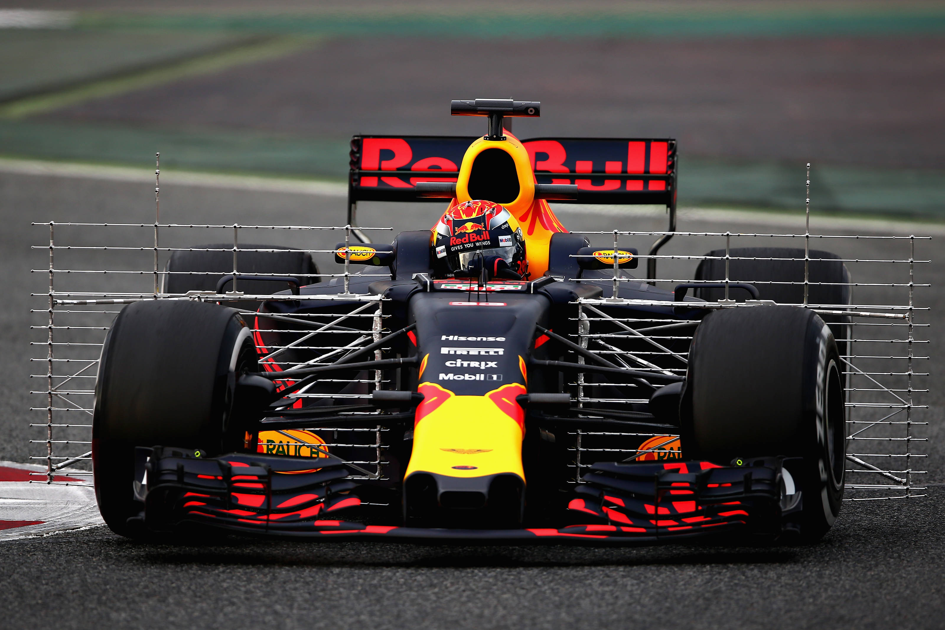 Max Verstappen Red Bull Racing RB13