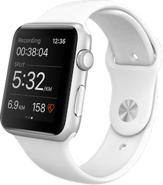 Strava Apple Watch 2
