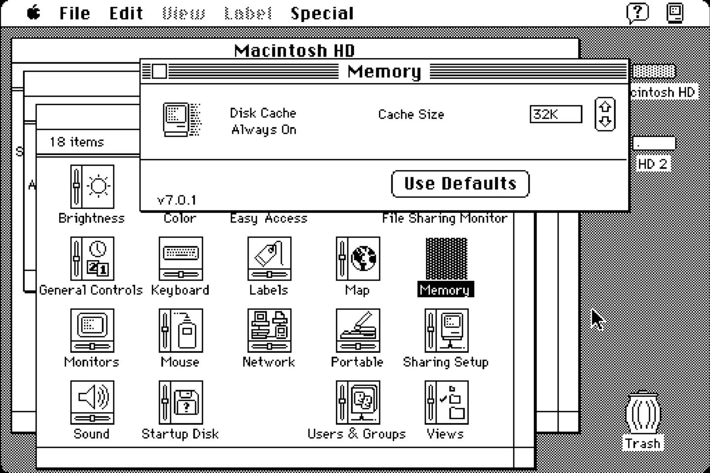 Macintosh-collectie