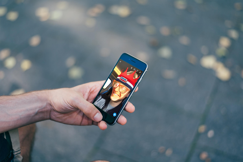 Snapchat Lens Koningsdag