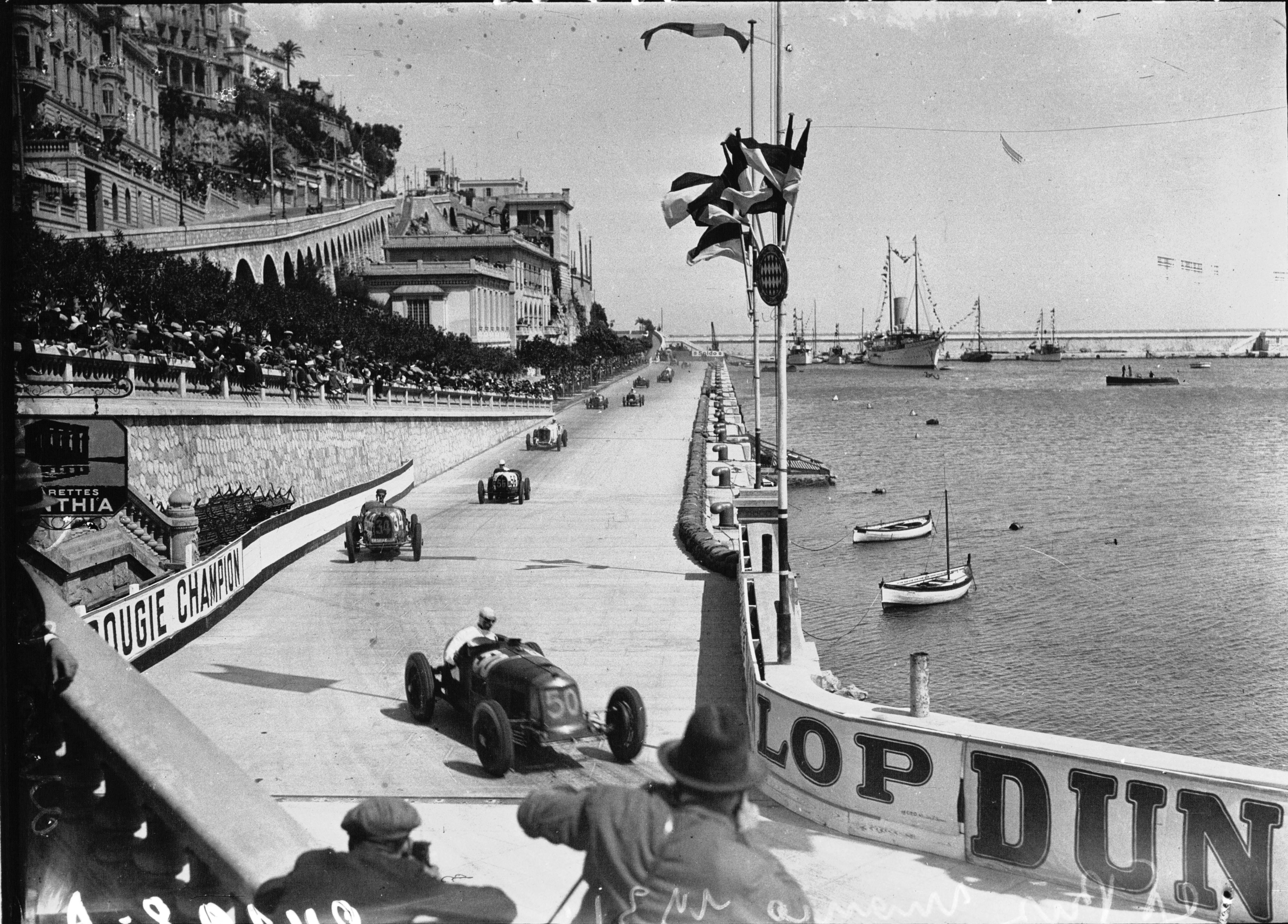 Grand Prix Van Monaco Het Theater Van De Snelheid Numrush