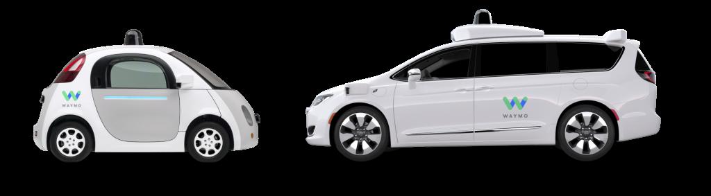 zelfrijdende auto Google