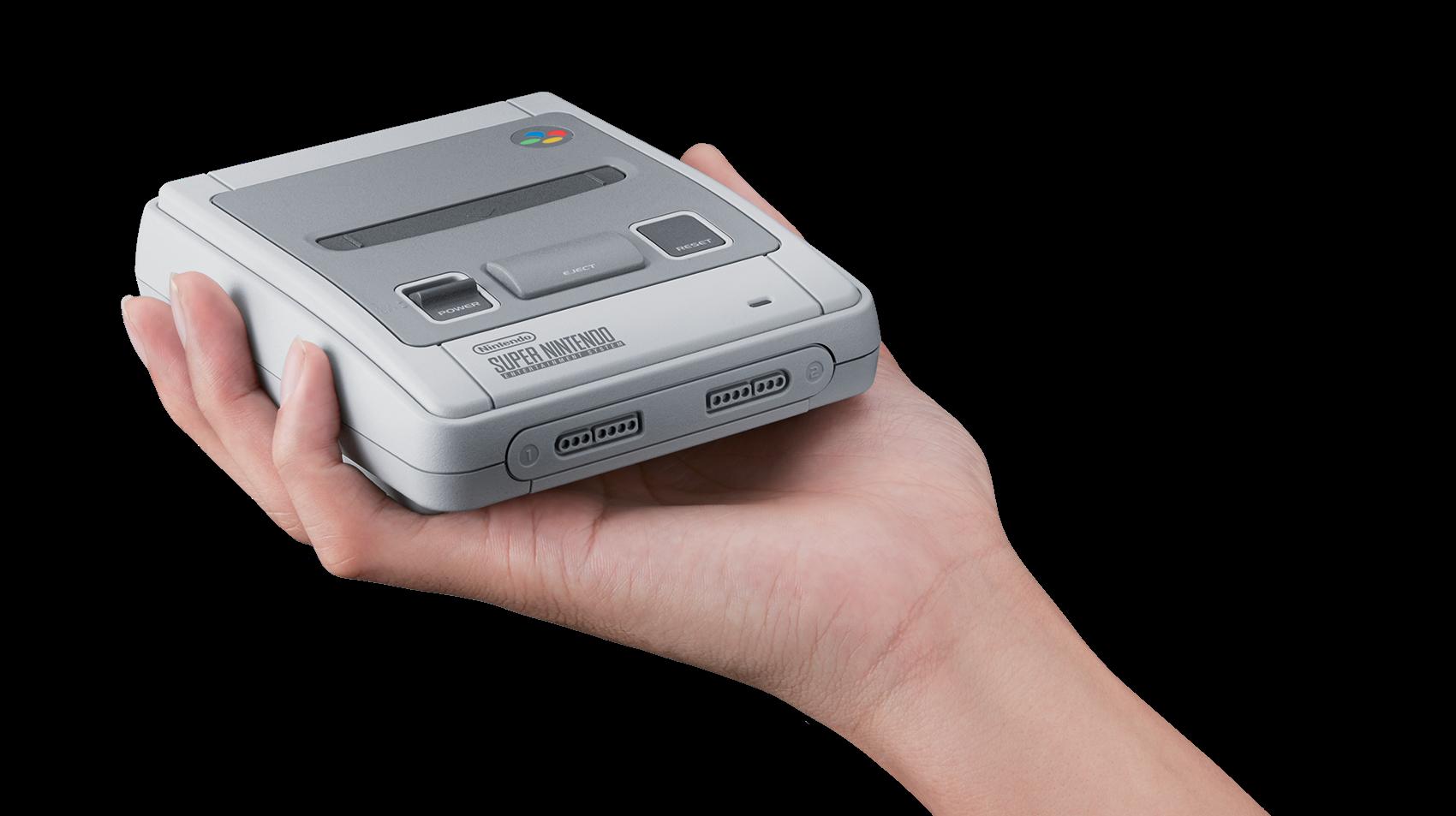 Nintendo Classic Mini: Super Nintendo Entertainment System