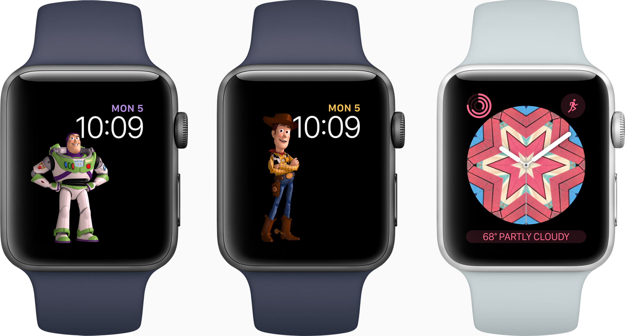 Apple Watch wijzerplaten