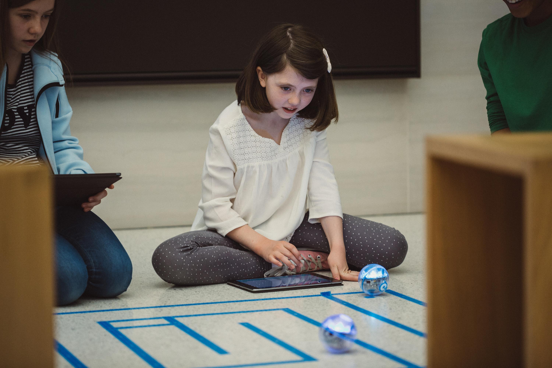 Kinderen Kunnen Nu Drones En Lego Programmeren Met Swift Playgrounds