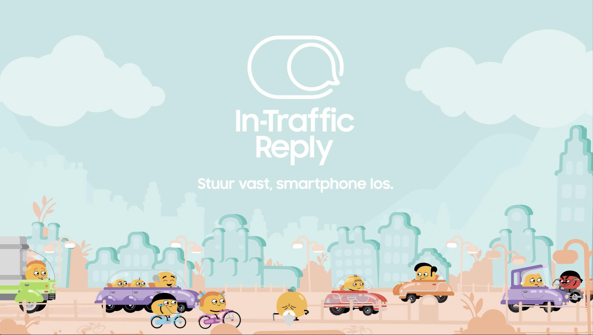 In-Traffic Reply