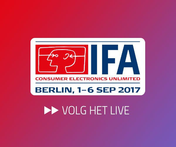 IFA 2017 Event Wall