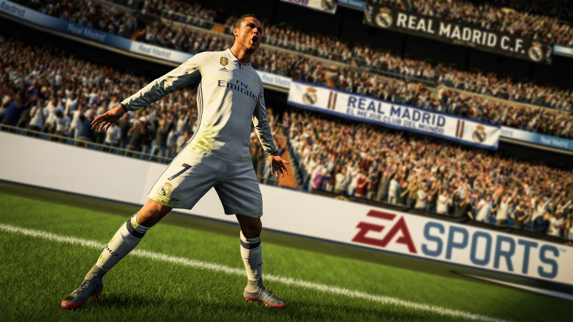 FIFA 18 Ronaldo EA