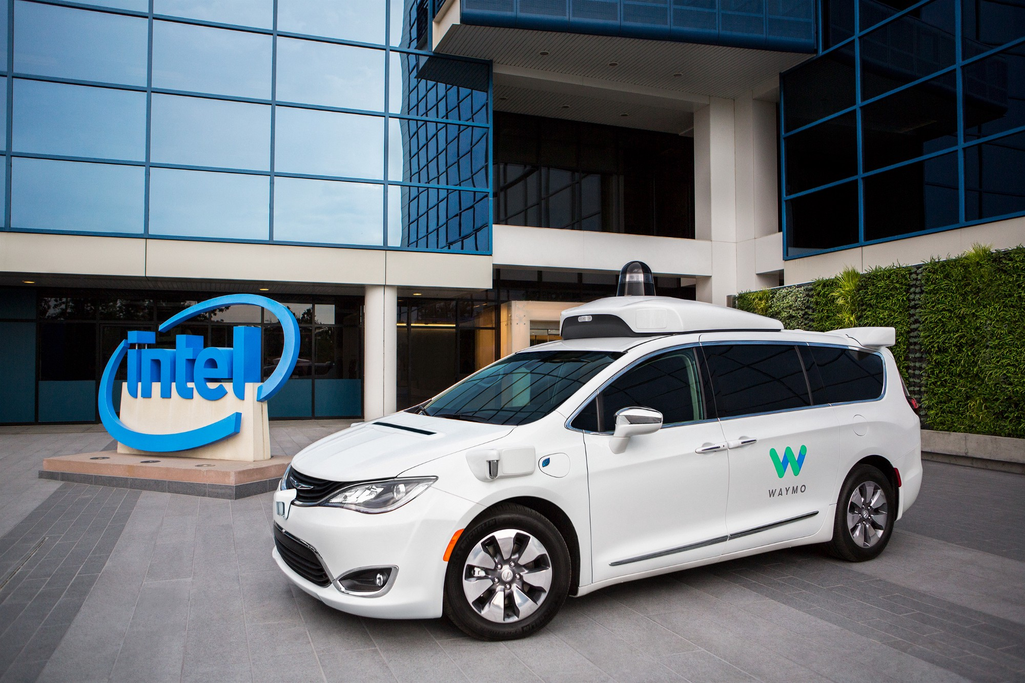 Intel-Waymo