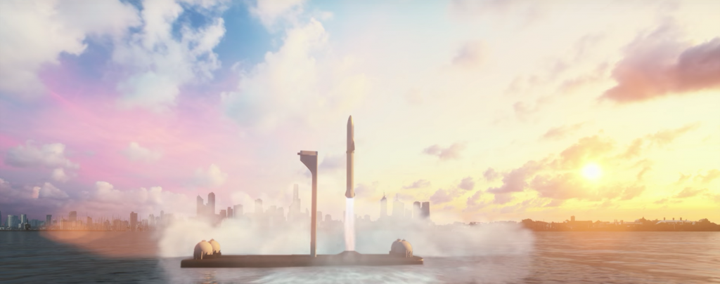 BFR, Starship, SpaceX