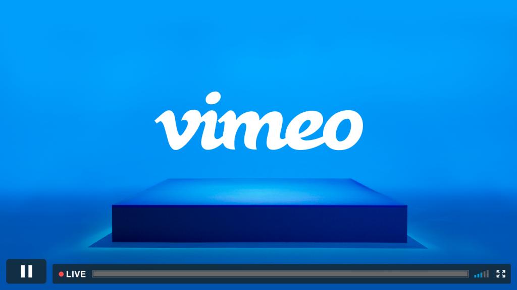 Vimeo-Live
