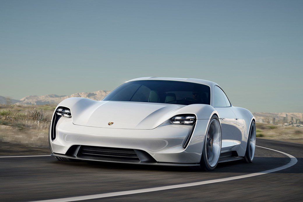 volledige elektrische auto 2017