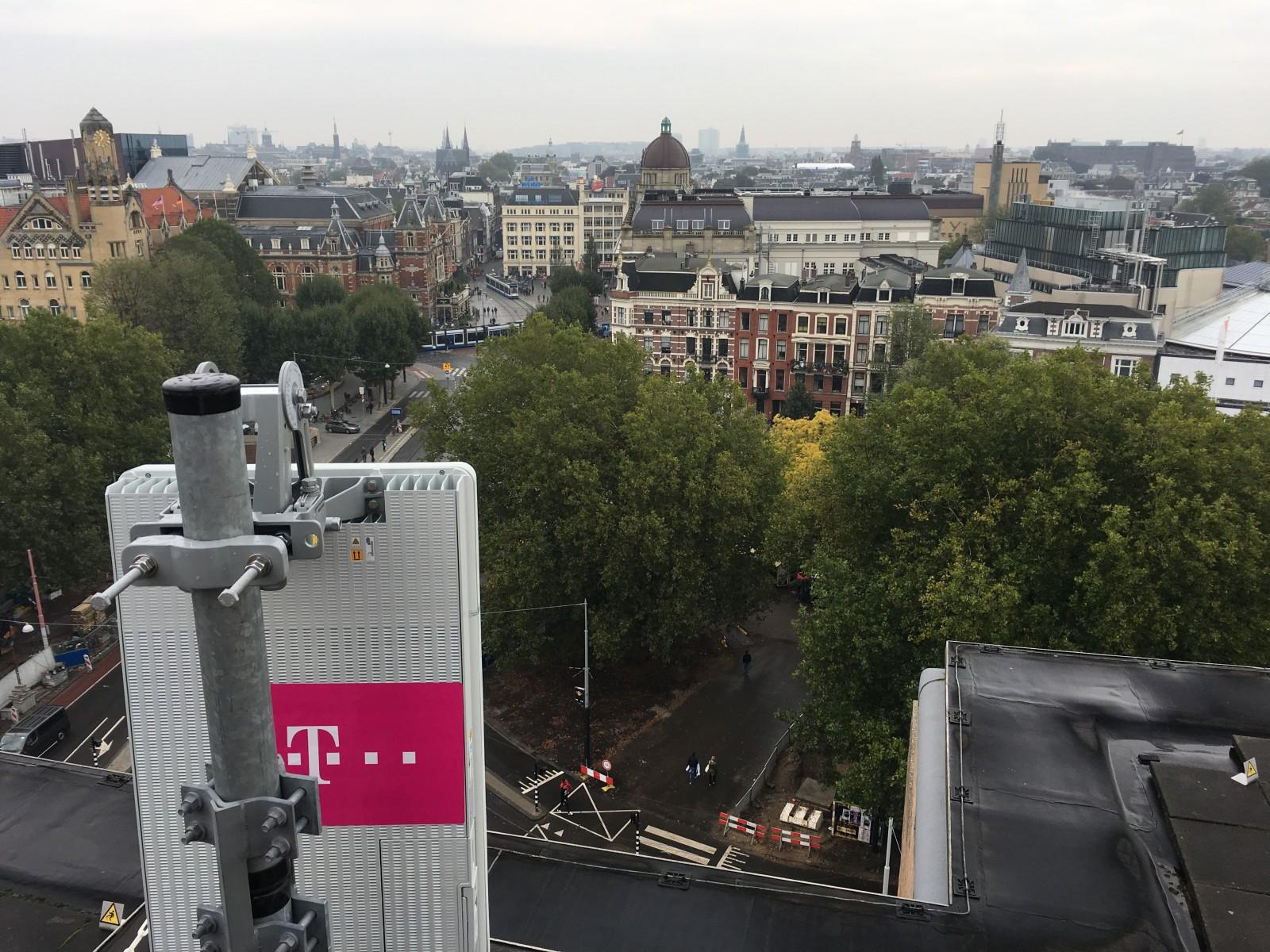 5G antennes T-Mobile