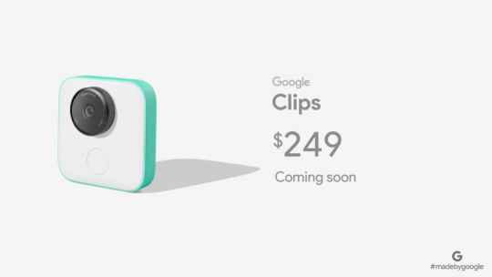 Google-Clips