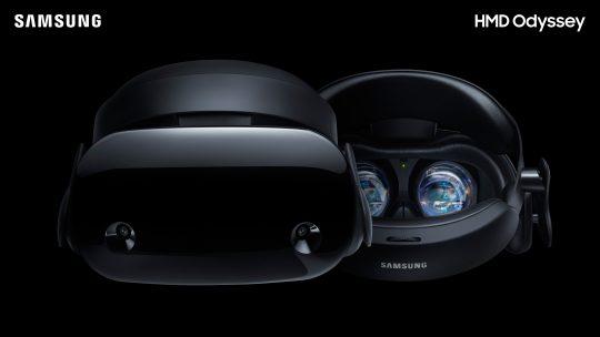 Samsung HMD Odyssey