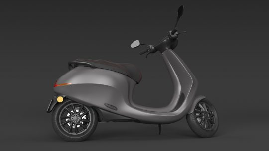 Bolt Mobility AppScooter